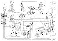 Hydraulic circuit ( low pressure ) USA
