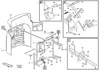 Radiator casing