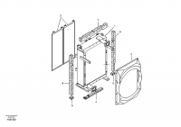 Hydraulic system, oil cooler