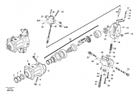 Variable displacement motor