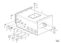 Hydraulic Tank Assembly 80921315