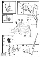 Signalhorn,reflex and windshield wipers