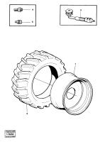 Wheels 99880, 99882, 99883, 99884