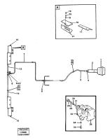 Hydraulic system front Tillv Nr 3233-