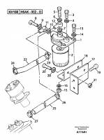 Low pressure fuel system