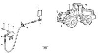 Central lubrication, tool bar. 92739