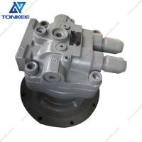 original new construction machinery parts 4398514 M5X130CHB-10A-01C/310 KPM swing motor ZX200 ZX200-3G ZX210LC-3G rotating motor suitable for HITACHI